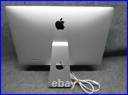 Apple A1267 24 Widescreen LED Cinema Display LCD Monitor 1920x1200 Working