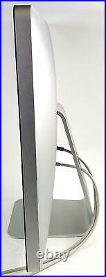 Apple A1407 27 Thunderbolt Display Widescreen LCD 2560 x 1440 Monitor READ