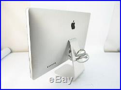 Apple A1407 Thunderbolt Display 27 2560x1440 Widescreen LCD Monitor #31804