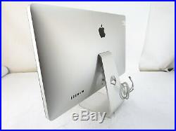 Apple A1407 Thunderbolt Display 27 2560x1440 Widescreen LCD Monitor #31910