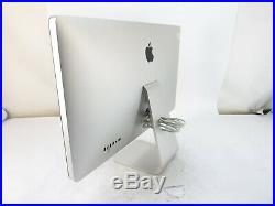 Apple A1407 Thunderbolt Display 27 2560x1440 Widescreen LCD Monitor #31914