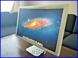 Apple Cinema A1082 23 Widescreen LCD TFT Monitor