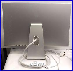 Apple Cinema A1082 23 Widescreen TFT LCD Monitor (NO AC adapter)