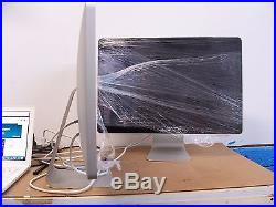 Apple Cinema A1267 24 Widescreen LCD Monitor, built-in Speakers