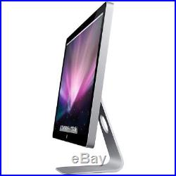 Apple Cinema A1267 24 Widescreen LCD Monitor with built-in speakers