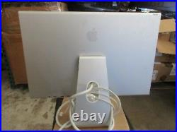 Apple Cinema Display 20 Widescreen LCD Cinema Display A1081 with Power Adapter