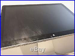 Apple Cinema Display 24 Widescreen LCD Monitor A1267 MB382LL/A 1920 x 1200
