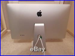 Apple Cinema Display 27 Widescreen LED LCD Monitor a1316 Perfect Condition