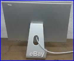 Apple Cinema Display A1081 20 Widescreen LCD Monitor with AC adapter