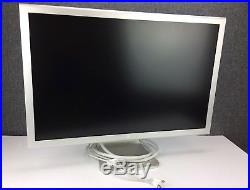 Apple Cinema Display A1083 30 Widescreen LCD Monitor, 2560x1600, with PSU (#1)