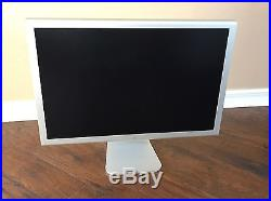 Apple HD Cinema Display A1082 23 Widescreen LCD Monitor with 90W AC Adapter