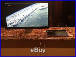 Apple Thunderbolt A1407 27 Widescreen LCD Monitor, built-in Speakers