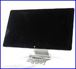 Apple Thunderbolt Display 27 Widescreen LCD Monitor MC914LL/A A1407
