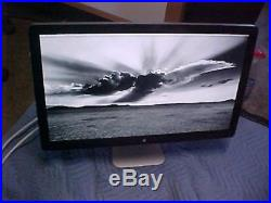 Apple Thunderbolt Display 27 Widescreen LCD Monitor, built-in Speakers A Grade