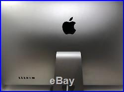 Apple Thunderbolt Display 27 Widescreen LCD Monitor built-in Speakers A1407