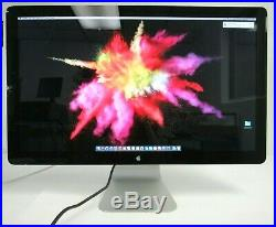 Apple Thunderbolt Display A1407 27 Inch 2560 x 1440 Widescreen LCD Monitor 70-5