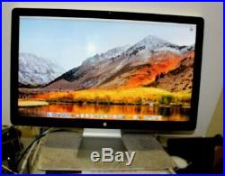 Apple Thunderbolt Display A1407 27 Widescreen LCD Monitor MC914LL/A Great cond