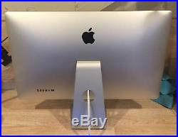 Apple Thunderbolt Display A1407 27 Widescreen LCD Monitor cords in good shape
