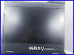 Belkin F1dc108h 19in Widescreen LCD Rackmount Console With 8 Port Kvm