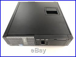 DELL OPTIPLEX 990 SSF i5 SSD with ViewSonic 22 Widescreen LCD Monitor