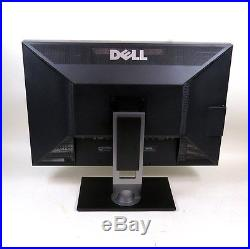 DELL ULTRASHARP U3011 30 WIDESCREEN LCD IPS 2560 x 1600 MONITOR WITH STAND