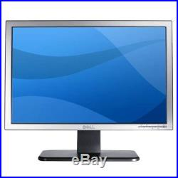 Dell 19 Tft/lcd Wide Screen Pc Laptop Monitor Screen Vga 19 Inch Grade A