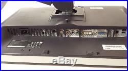Dell 2405fpw 24 Inch LCD Ultrasharp Widescreen Grade C Base/Stand Included