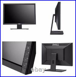 Dell E2009Wt cheap 20ich Widescreen Monitor LCD Flat Panel PC Movie Game CCTV