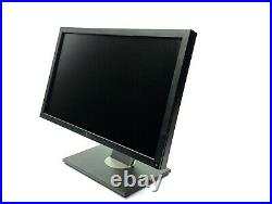 Dell HP Viewsonic (Major Brand) Widescreen LCD Gaming Computer Monitor with Cables