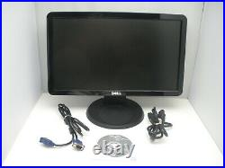 Dell IN1910N LCD Monitor 18.5 widescreen flat panel VGA cable included