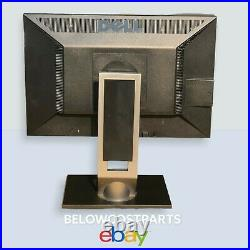 Dell P1911T Wide Screen LCD Display Adjustable Computer Monitor Size 19 in