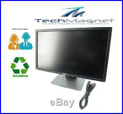 Dell P2214H 22 Widescreen Flat Panel 1920x1080 LED Backlit LCD Monitor Grade B