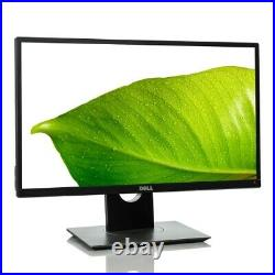 Dell P2217H 22 Widescreen 1920x1080 169 LED Backlit IPS LCD Monitor Grade B