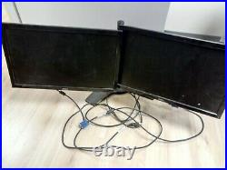 Dell Professional IN2020MF 20 LED LCD Dual Matching Monitor Widescreen