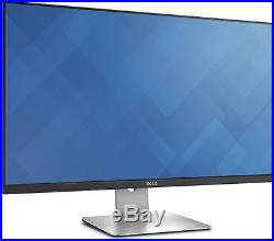 Dell S2715H 27 6ms HDMI Widescreen IPS LED Backlight LCD Monitor Black & Stand