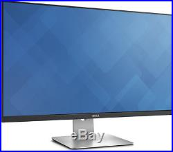 Dell S2715H Black 27 6ms HDMI Widescreen LED Backlight LCD Monitor IPS 250 cd/m