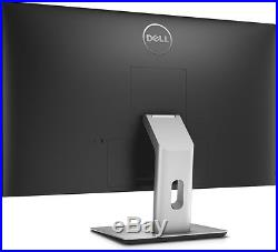 Dell S2715H Black 27 6ms HDMI Widescreen LED Backlight LCD Monitor IPS In Box