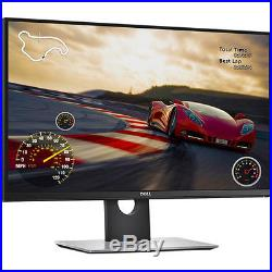 Dell S2716DG 27 Widescreen LED Backlit LCD TN Gaming Monitor Refurbished