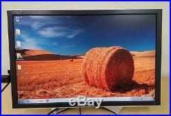 Dell UltraSharp 3007WFPT 30 Widescreen LCD Monitor 2560x1600 -With STAND- Grade C