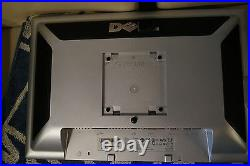 Dell UltraSharp SP2008WFPt 20 Widescreen LCD Monitor Built In Webcam