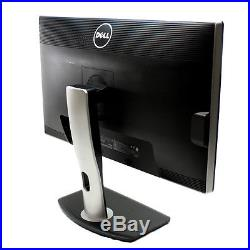 Dell UltraSharp U2713HM 27 Widescreen LED LCD Monitor 2560 x 1440 with DP Cable