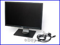 Dell Ultrasharp U2410 24 inch Widescreen IPS TFT LCD Computer Monitor 24 1920