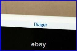 Drager 22 LCD Monitor PC22012R P/N MS26806 (Wide Screen Display)
