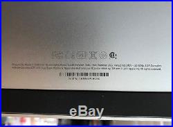 Excellent Apple Thunderbolt Display A1407 27 Widescreen LCD Monitor