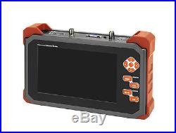 GENIE CCTV HDAMF07HY All In One Test Monitor, 7 Wide IPS LCD Screen, LED HDMI