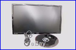 GENTLY USED ASUS VG VG248QE 24 Widescreen LED LCD Monitor, built-in Speakers