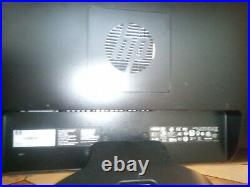 HP 2310m 23 Wide Screen Flat Panel LCD Monitor 1920 x 1080 No cords