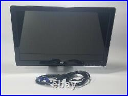 HP 2310m 23 Wide Screen Flat Panel LCD Monitor 1920 x 1080 Works