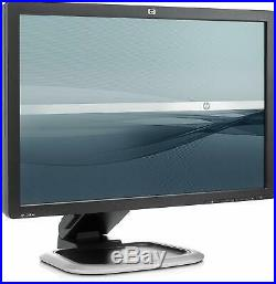 HP 24 l2445 W 24-Inch Widescreen LCD Monitor Display