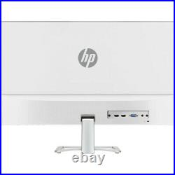 HP 27er 27 1080p Monitor Widescreen Ultra-Slim LED IPS LCD with Dual HDMI VGA